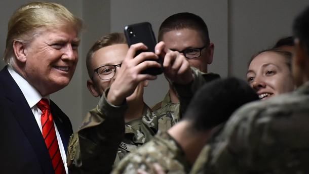 Donald Trump und die Frage der Bedingungen
