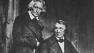 Märchen-Brüder: Wilhelm und Jakob Grimm
