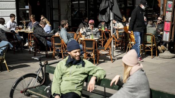 Dänemark öffnet alles außer Diskotheken