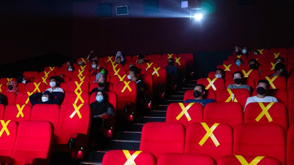 Im Kino können wir Krisen zuschauen, die uns nicht unmittelbar betreffen.