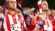 Mailand feiert, München trauert