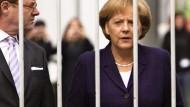 Merkel warnt vor Ausblendung finsterer Kapitel der DDR-Diktatur