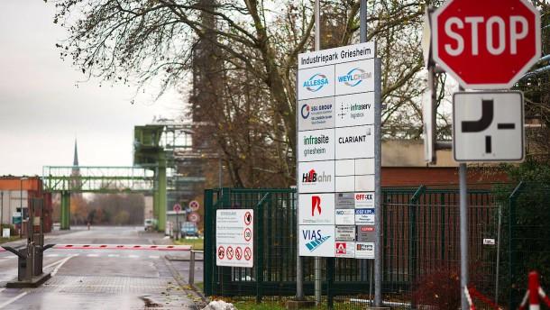 Frankfurt-Griesheim bleibt Industriestandort