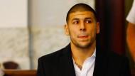 Früherer Football-Star erhängt sich in Gefängniszelle