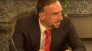 Keine Gnade für Ribéry