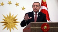 Erdogan trifft Hamas-Chef Meschaal in Istanbul