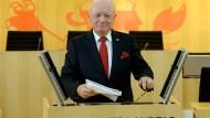 """Landtagsabgeordneter Horst Klee unter Verdacht: """"Ich habe ein reines Gewissen."""""""