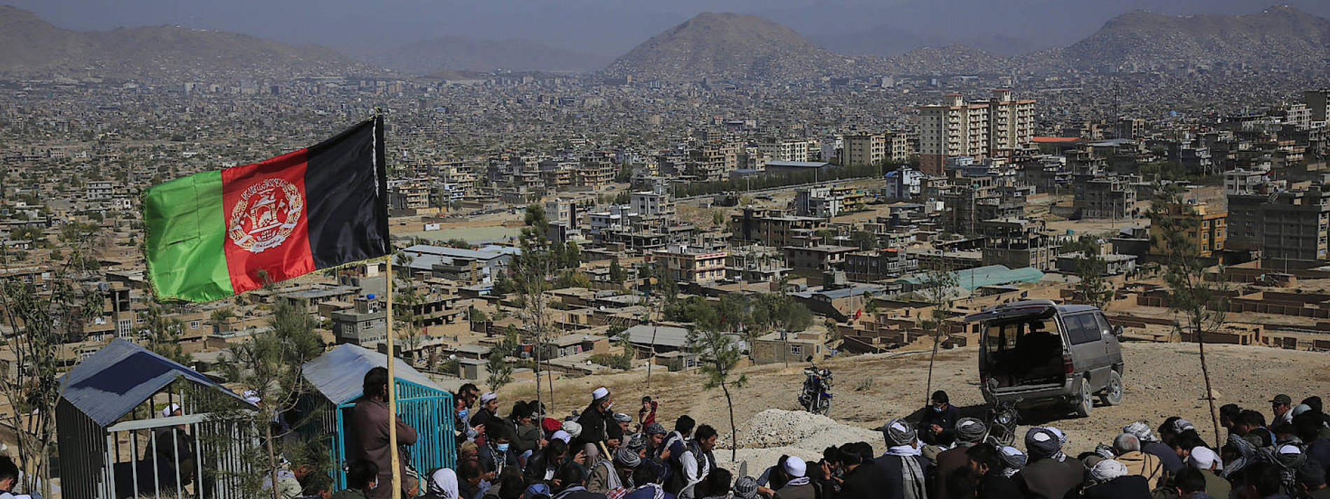 Selbstmordanschlag auf Jugendliche in Kabul