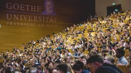 Fast 262.000 Studenten an Hessens Hochschulen
