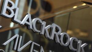Blackrock meldet Rekordzuflüsse