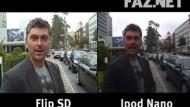 iPod Nano ist hip - aber nicht Flip