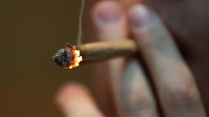 Cannabis unter Jugendlichen immer unbeliebter