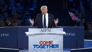 """Trump spricht von """"drittem Weltkrieg"""" mit Russland"""
