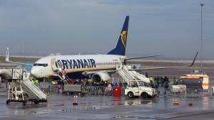 Deutlich mehr verspätete Landungen in Frankfurt