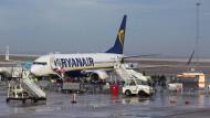 Verspätete Maschinen: Immer wieder verstößt Ryanair gegen das Nachtflugverbot.