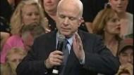 Attacken gegen Obama schaden McCain
