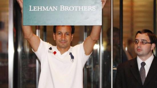 Die Lehman-Brothers-Pleite vor einem Jahr