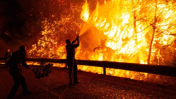 """""""Das Feuer ist ein Biest – respektierst du es nicht, hast du keine Chance"""""""