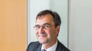 Hauptsache Gutes tun: Georg Schürmann ist kein gewöhnlicher Banker.