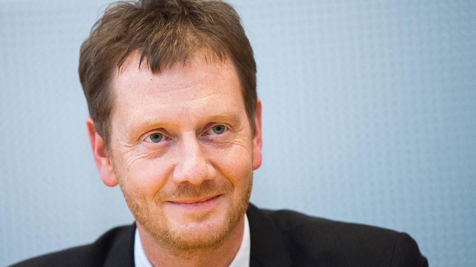 Neuer Ministerpräsident für Sachsen