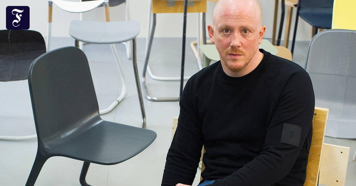 """Entwirft Kehrle Steffen Den Stuhl"""" Designer """"münchner 8nwvmN0"""