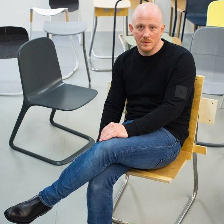 """Entwirft Den """"münchner Kehrle Stuhl"""" Designer Steffen PTOZlkXiwu"""
