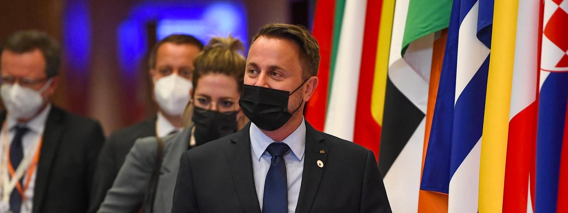 Luxemburgs Premierminister nach EU-Gipfel positiv auf Corona getestet