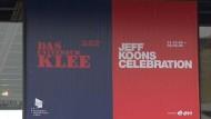 Jeff Koons in Berlin