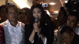 Wahltriumph für Thaksins Schwester