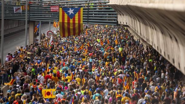 Generalstreik legt Teile der Stadt lahm