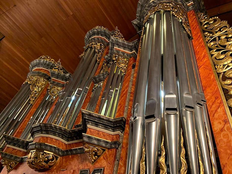 Weil die Kirchen einen Sparkurs fahren, gibt es für Orgelbauer immer weniger Aufträge.