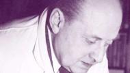 Gottfried Benn liest: Einsamer nie, Nur zwei Dinge, Keiner weine (1950-1956)