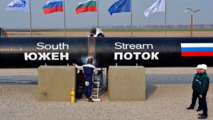 Gasprom: Russland stoppt South Stream