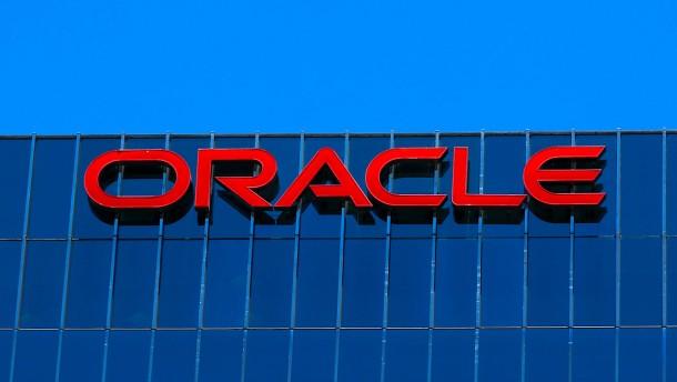 Trump bringt Oracle als Tiktok-Käufer ins Spiel