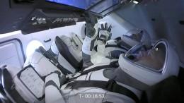 Bemannter Flug zur ISS wegen schlechten Wetters verschoben
