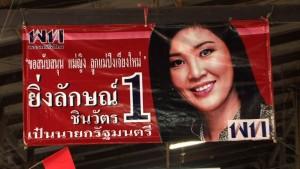 Glücksgriff Yingluck