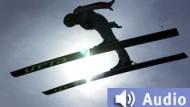 """Skisprung-Trainer Heß: """"Immer noch verbesserungsfähig"""""""