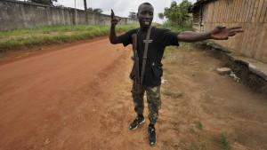 Wieder Tote bei Angriff auf ivorische Armee