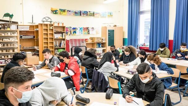 Schule in herausfordernder Lage