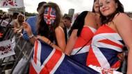 London freut sich auf Olympia 2012