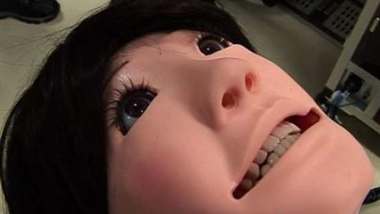Zahnarzt-Training mit Roboter-Patientin