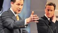 Liberaler Clegg siegt bei Fernsehdebatte