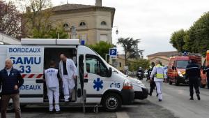 Mehr als 40 Tote bei Verkehrsunfall in Frankreich