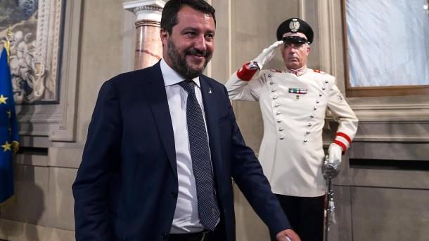 Italien ohne Salvini