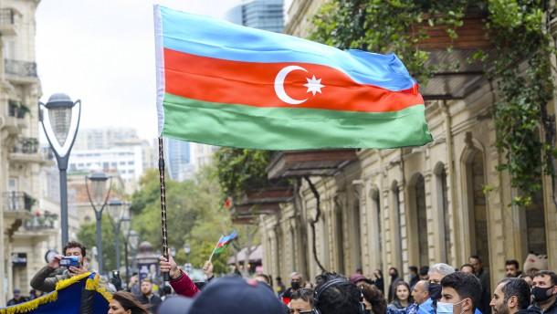 Steht die Entscheidung im Krieg um Nagornyj Karabach bevor?