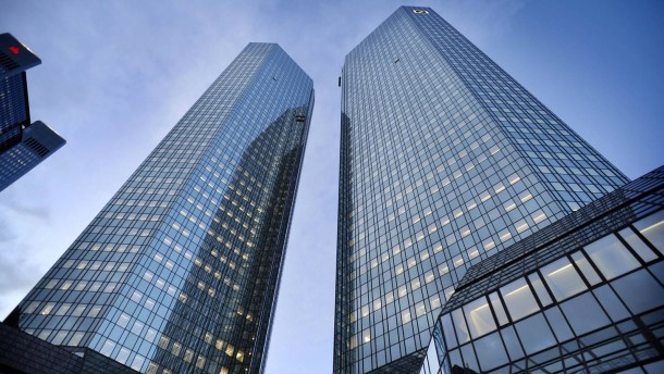 Thomas Mayer - Der Chefvolkswirt der Deutschen Bank beantwortet in Frankfurt die Fragen von Christian Siedenbiedel