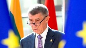 Ermittlungen gegen Ministerpräsident Babiš eingestellt