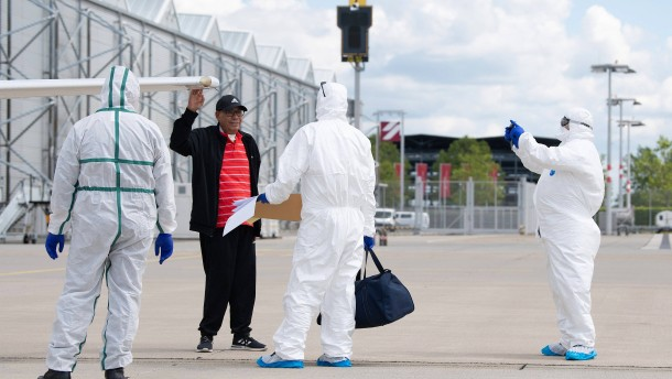 RKI bestätigt 503 neue Corona-Infektionen in Deutschland