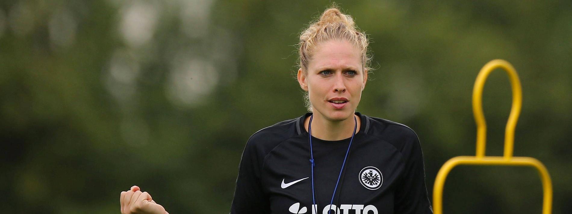 """""""Frauen können auch gut Trainer"""""""