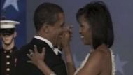 Die Obamas - per Slow aufs Weltparkett